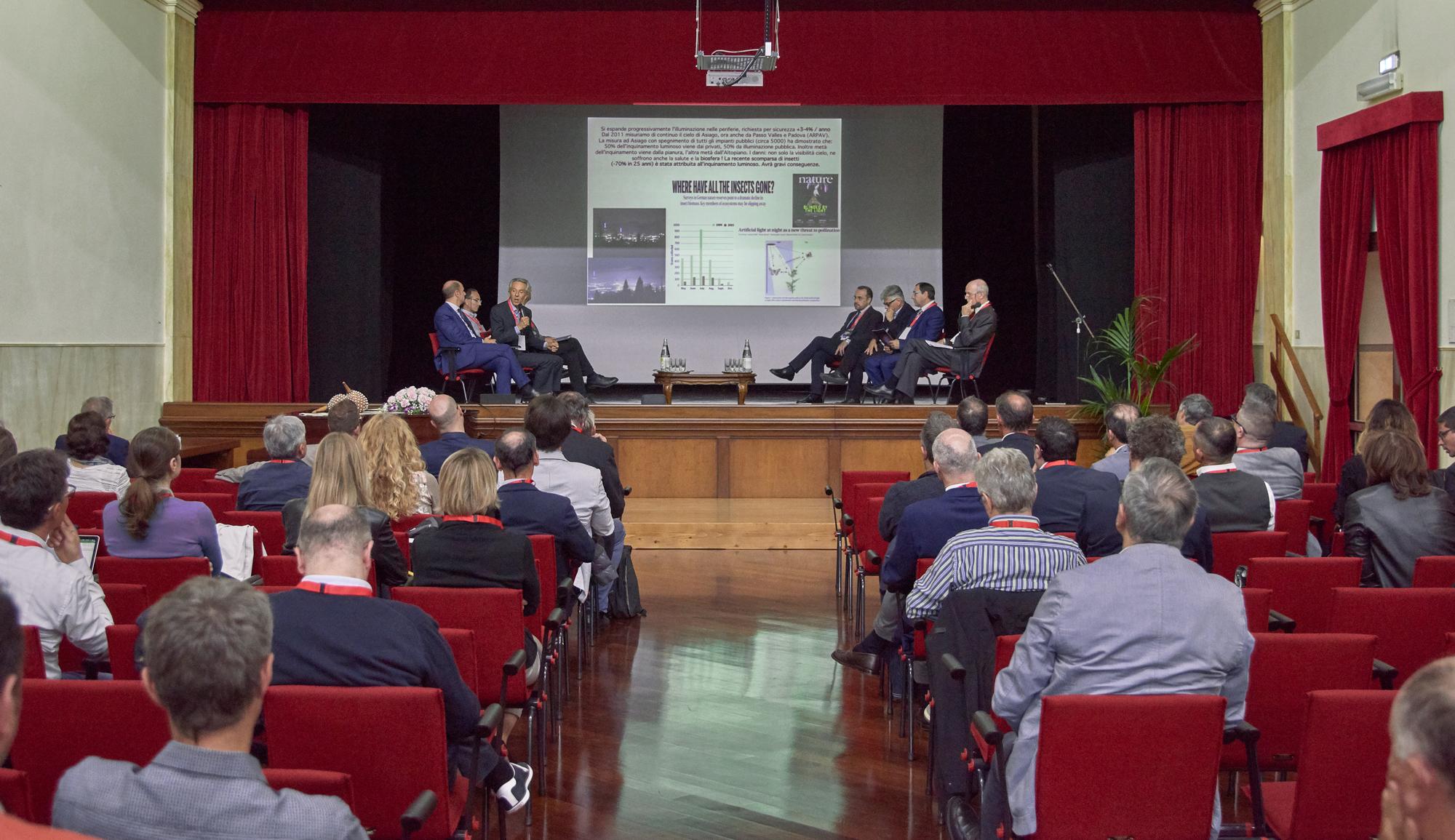 Aula Magna del Collegio Dimesse di Padova