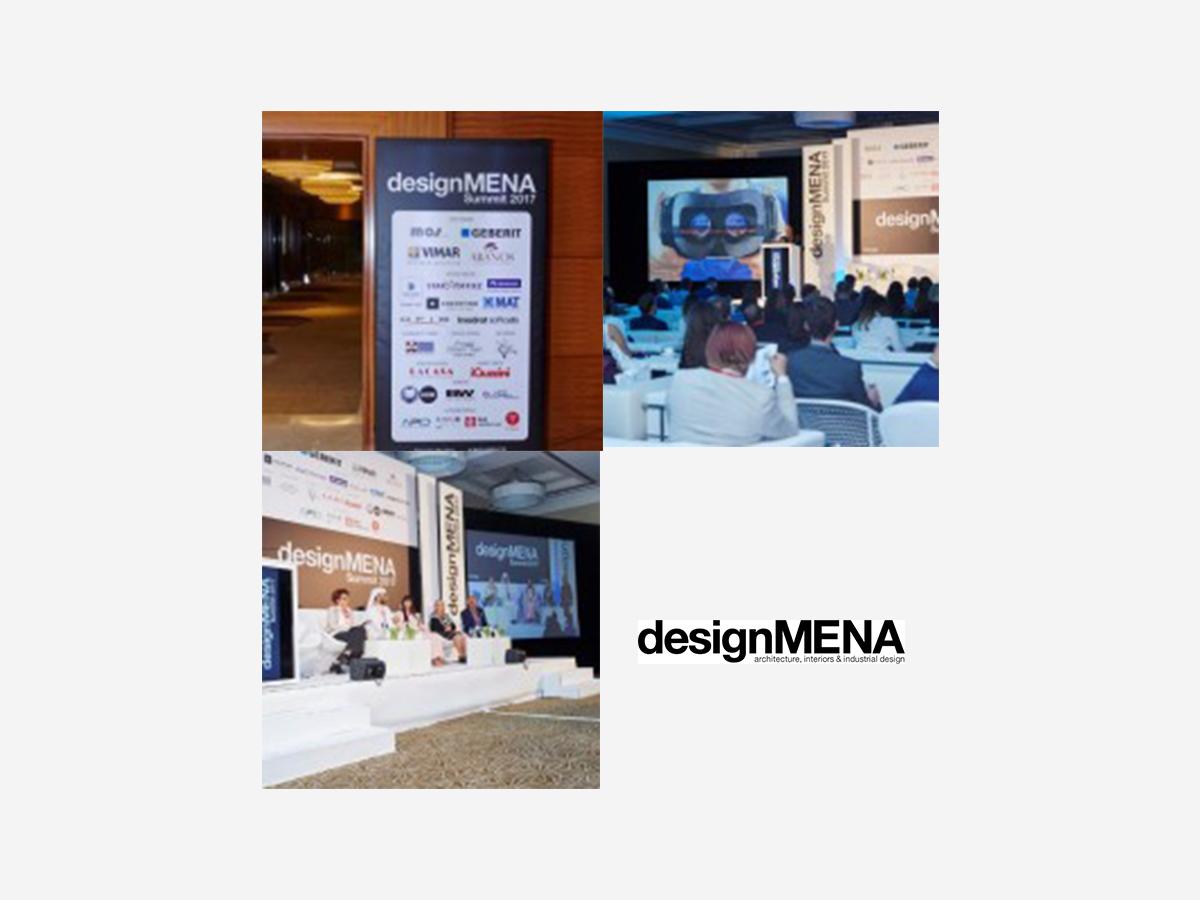 iGuzzini al designMENA Summit 2017 a Dubai