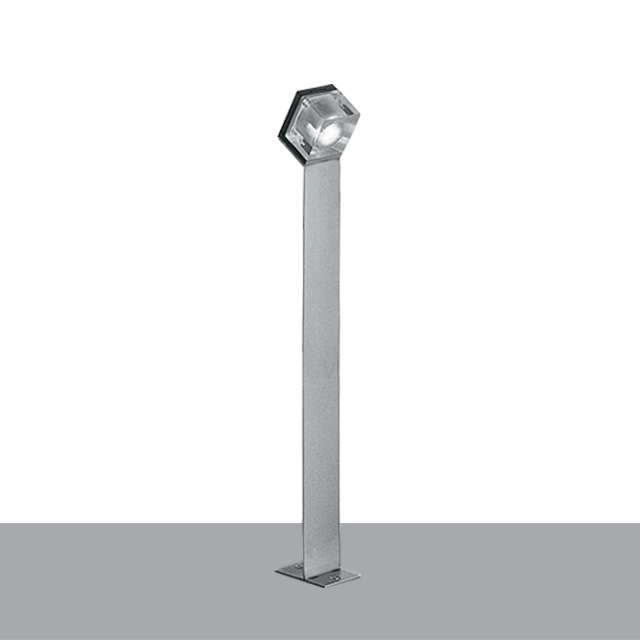 Glim Cube Bollard Without Power Supply