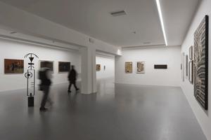 The Burri Foundation - Palazzo Albizzini