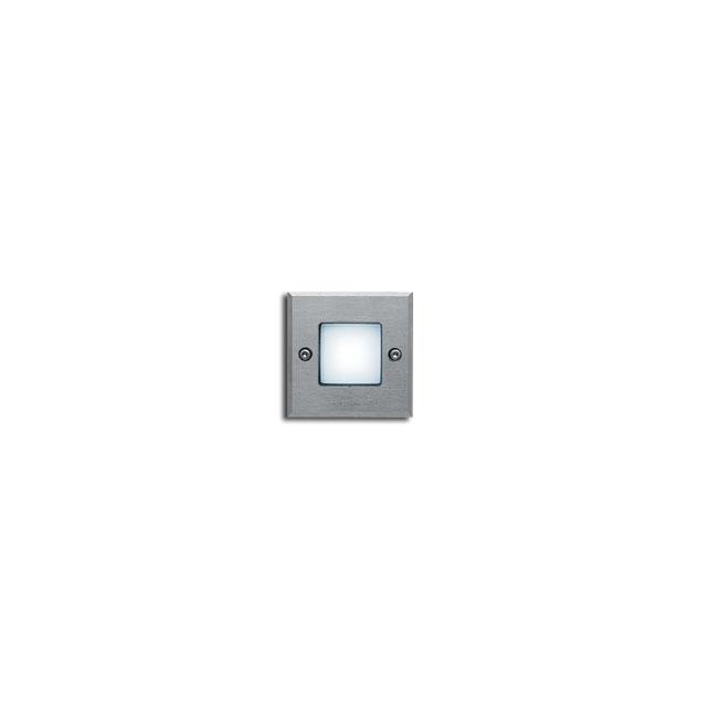 Ledplus - collerette inoxydable avec vis carré