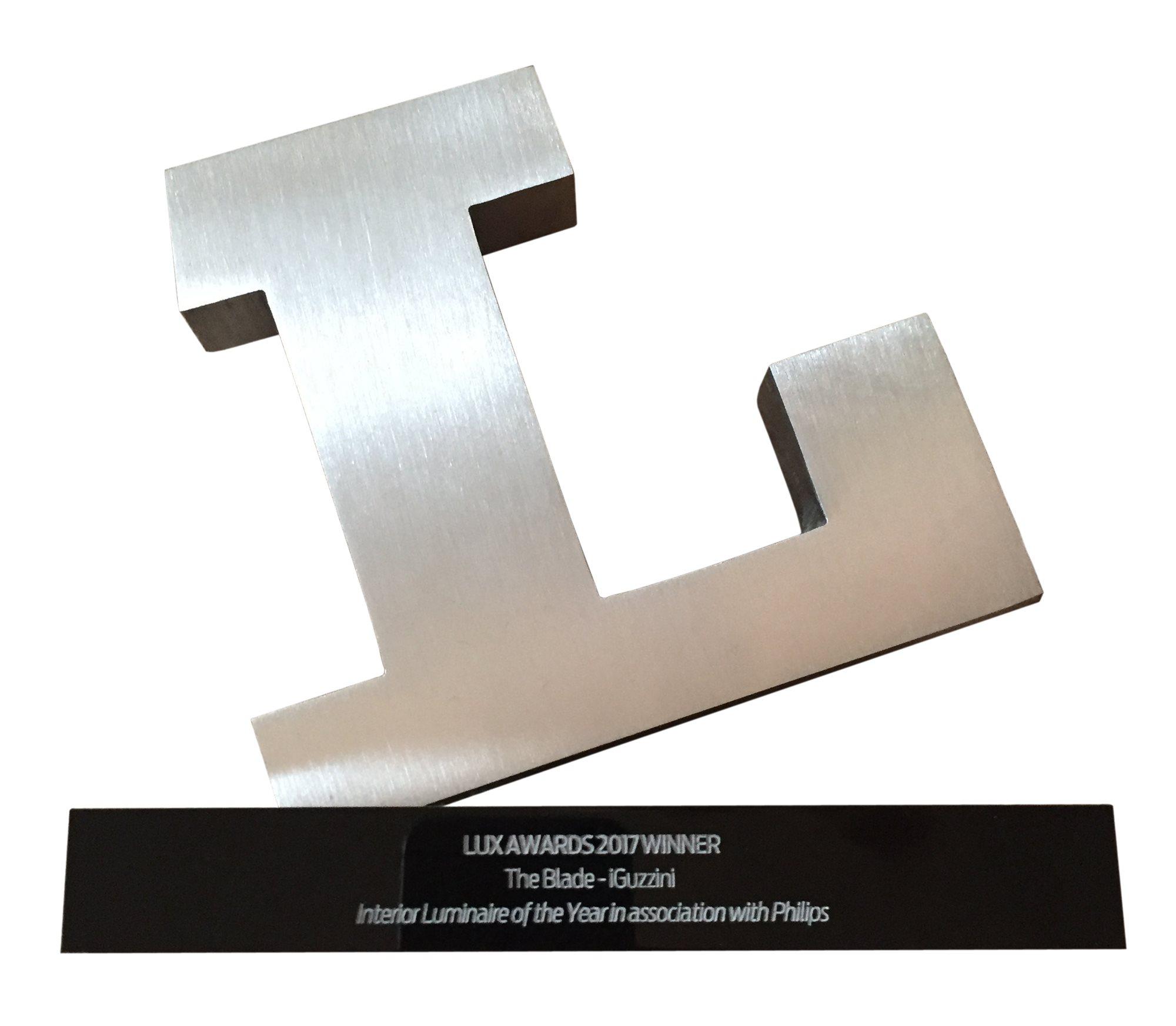 LuxLive récompense The Blade