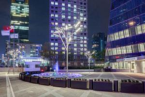 The Finansbank complex