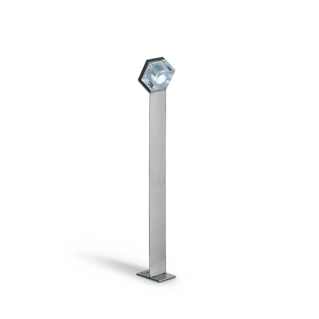Glim Cube - bollard for residential areas