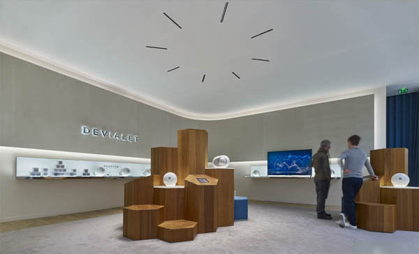 Boutique Devialet