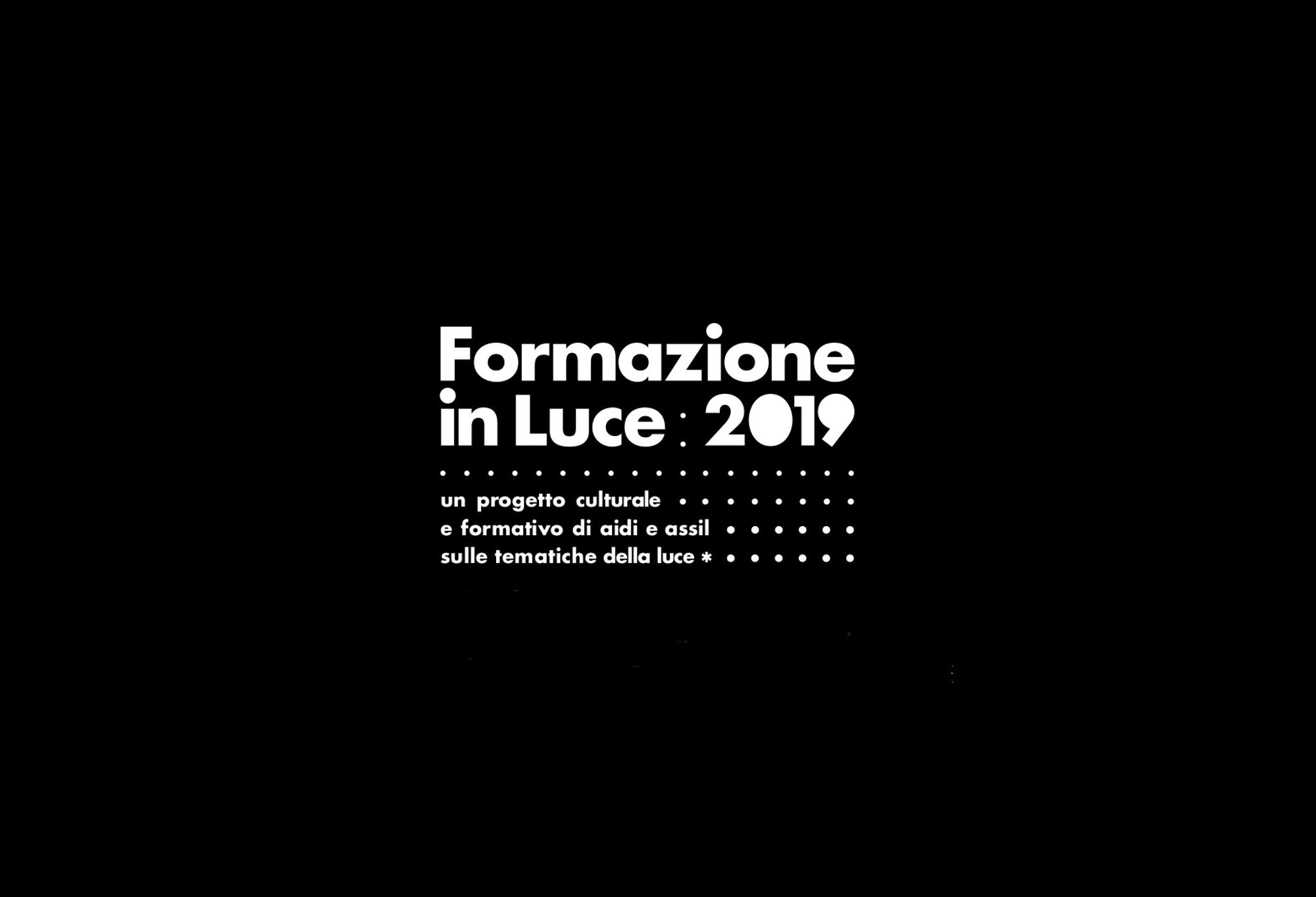Nuovi appuntamenti per Formazione in Luce