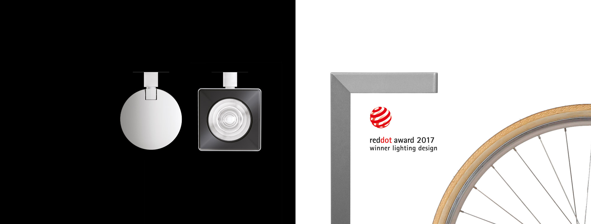 View e Lander vincitori del Premio Red Dot 2017