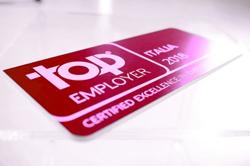 Top Employers premia iGuzzini