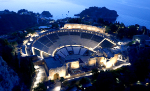 Antikes Theater von Taormina