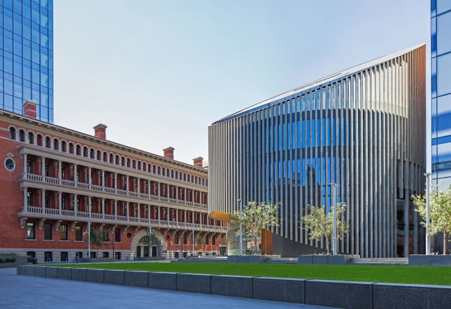 City of Perth Library and Public Plaza - Winner of highest honour, the George Temple Poole Award