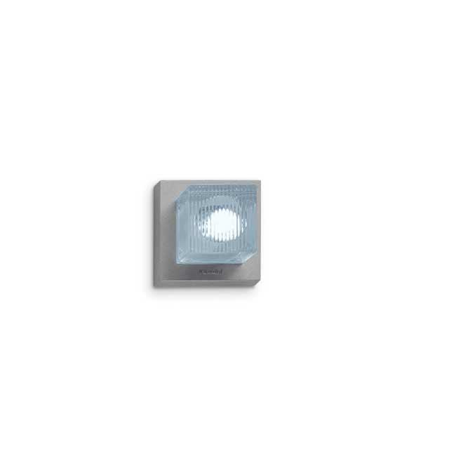 Glim Cube - a parete singolo