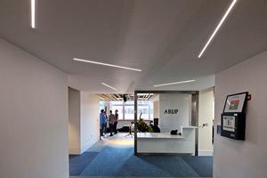 Gli uffici del Gruppo Arup