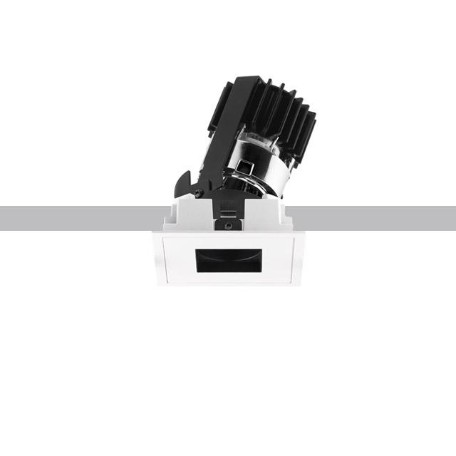 Laser Pinhole - orientabile quadrato