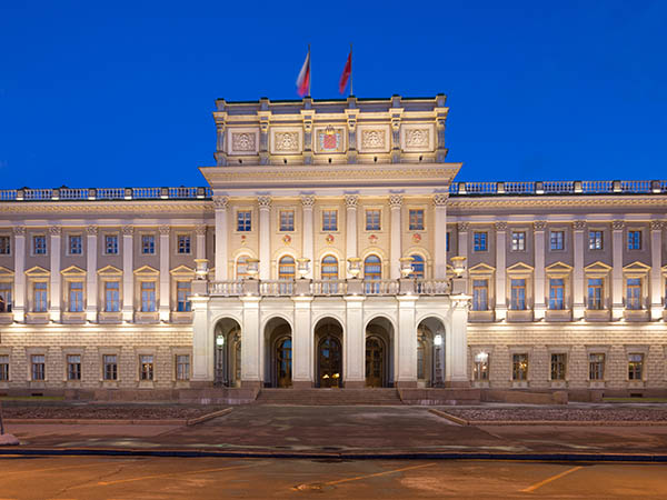The Mariinsky Palace