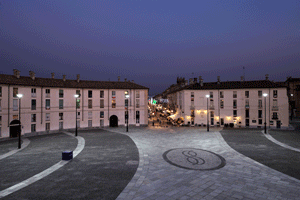 A special project for the Venaria Reale complex