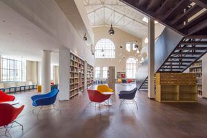 """P. M. Beghi"" Civic Library"