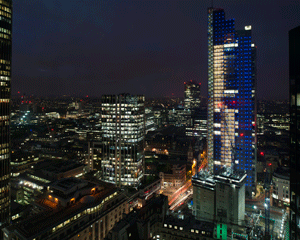 La Heron Tower