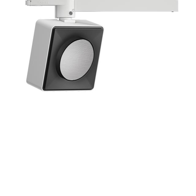 View Opti Beam Lens square - Wall Washer quadrato 126x126 mm