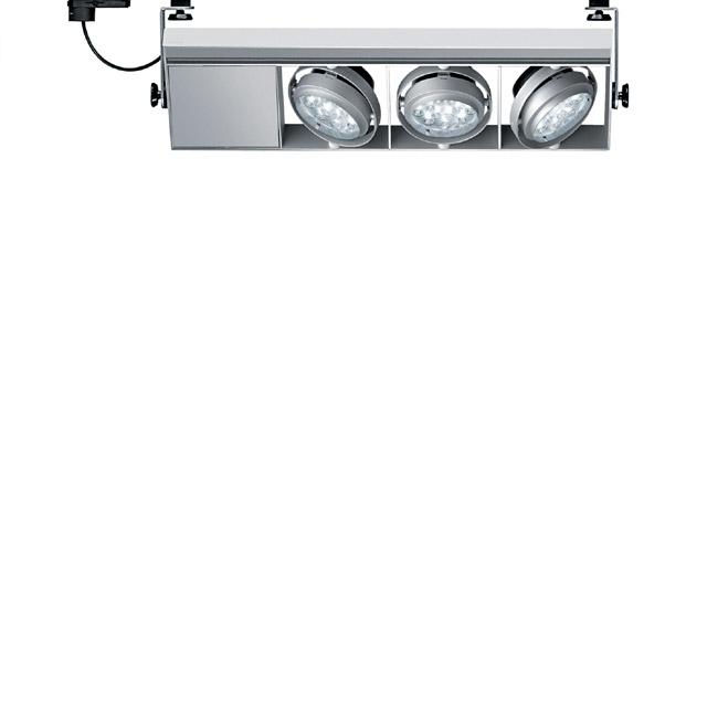 Strahler 640x195mm