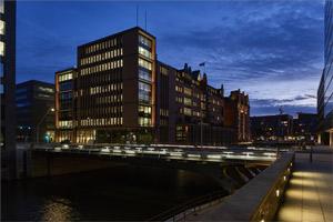 Un nuovo spazio di lavoro per Heinemann nella HafenCity