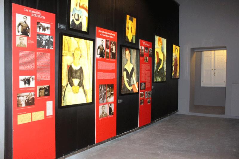 Modigliani and Art Nègre
