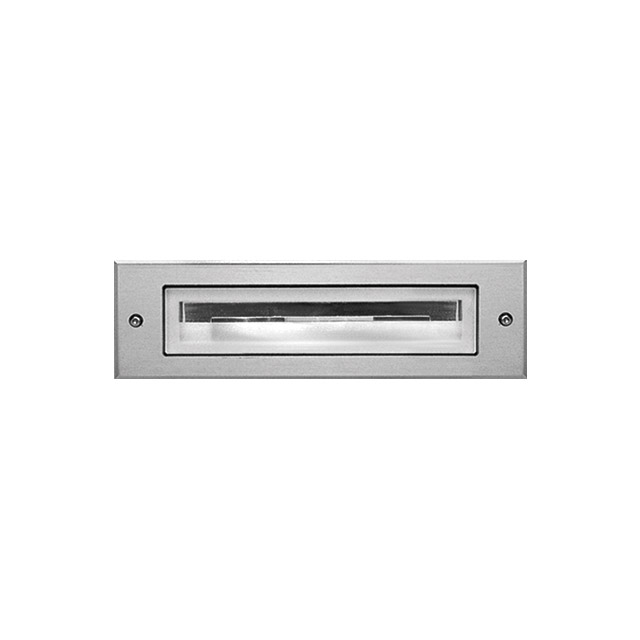 marco de acero inoxidable con tornillos lineal