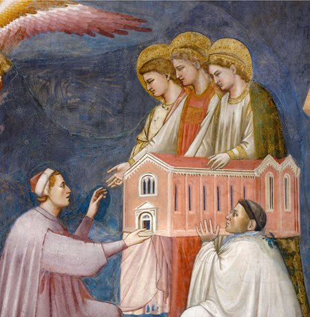iGuzzini Brings a New Light to Giotto's Masterpiece
