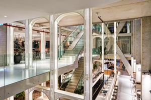QO Amsterdam, Hotel LEED Platinum