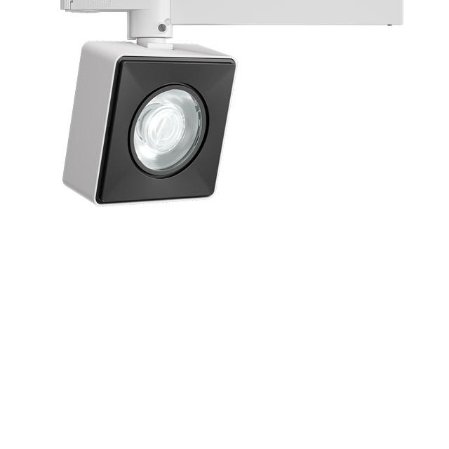 View Opti Beam Lens quadrato - quadrato 126x126 mm