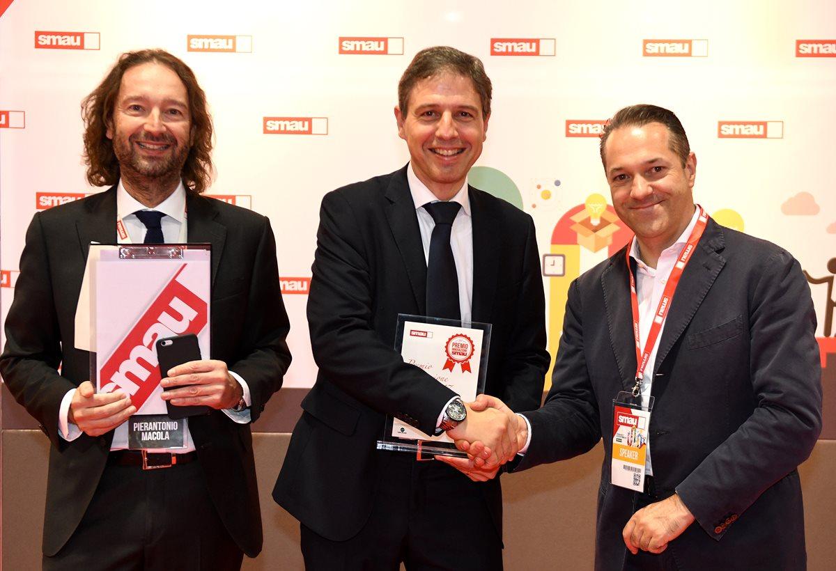 iGuzzini remporte le Prix Innovation SMAU 2017