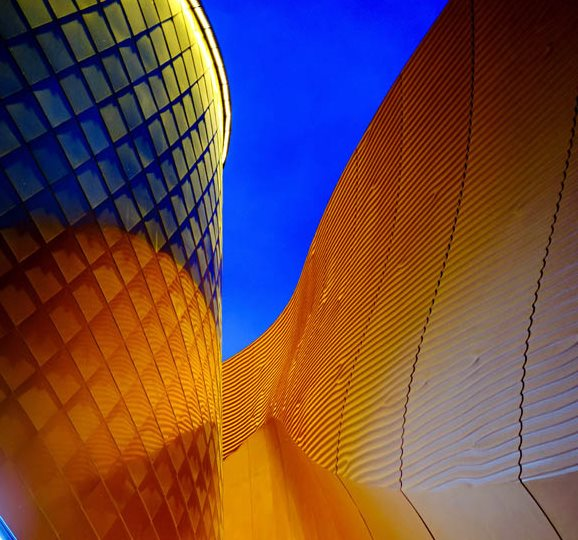 Pavillon der Vereinigten Arabischen Emirate Expo Milano 2015